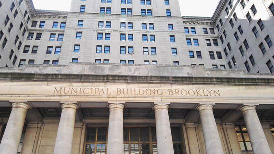 Brooklyn Municipal Building Renamed to Honor U.S. Supreme Court Justice Ruth Bader Ginsburg