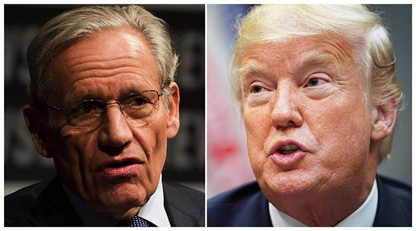 President Donald Trump Admitted Downplaying COVID Threat in Interviews with Bob Woodward