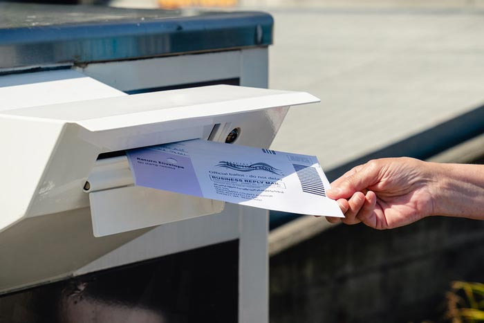 Business Insider: Five Common Mistakes That Could Get Your Mail-in Ballot Challenged, Disqualified or Not Counted At All
