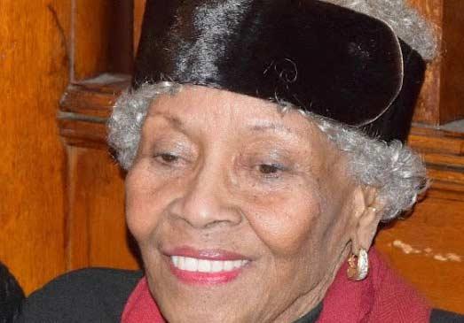 Legendary Educator Dr. Adelaide Sanford Honored On Her 95th Birthday