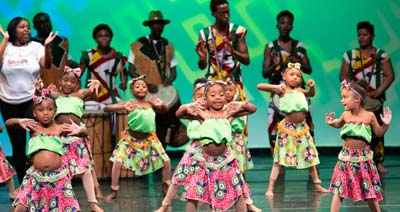 Kwanzaa Fest 2020: Rising in Principle
