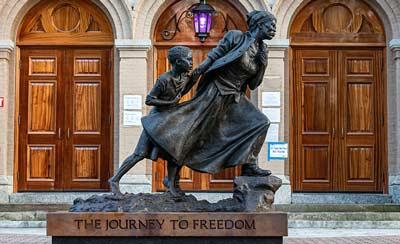 Harriet Tubman Returns To Peekskill