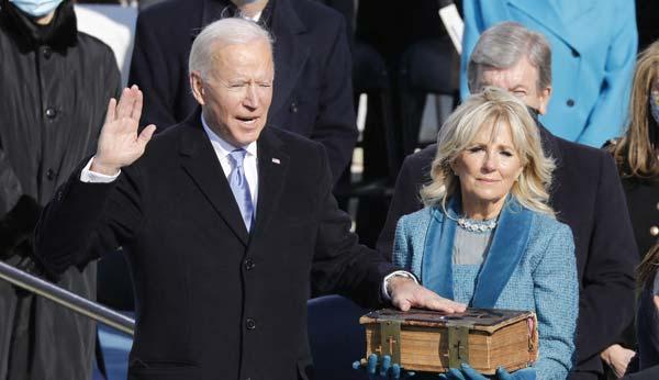 Joe Biden's Inauguration Speech in Full: 'We Will Write an American Story of Hope'