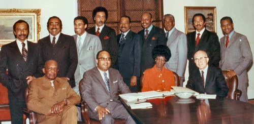 Shirley Chisholm & the Congressional Black Caucus
