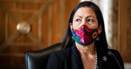 Deb Haaland confirmed as first Indigenous US Cabinet Secretary