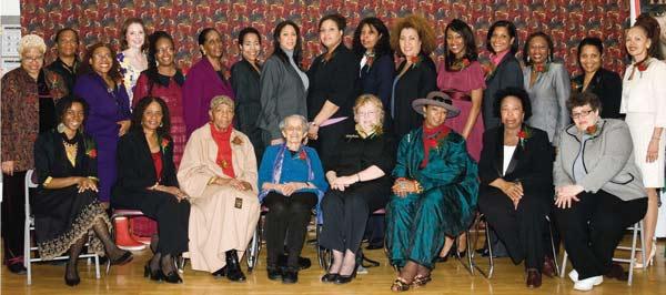 2010 Phenomenal Women in Media Awards Event at Herbert Von King Park