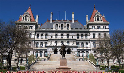 """Lawmakers' new $212 billion budget """"makes New York State better for all"""""""