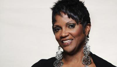 """ANNA MARIA HORSFORD is …Forever Glamorous, Forever Real, Harlem to Hollywood and Back! Can we Get an """"Amen?!"""""""