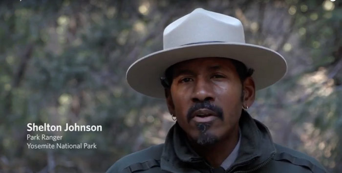 Shelton Johnson: Brings History to Light – Pt. III