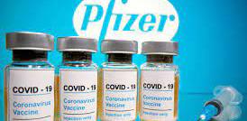 US authorizes Pfizer coronavirus vaccine for children ages 12 to 15