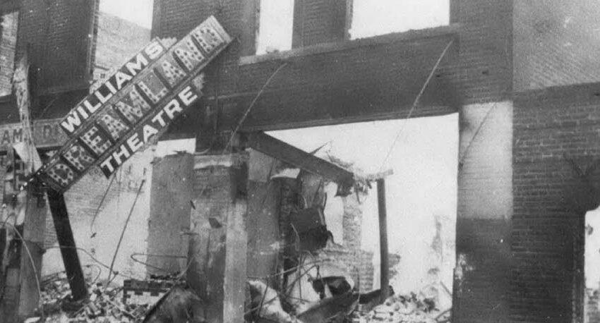 100th Anniversary of the Tulsa Race Massacre