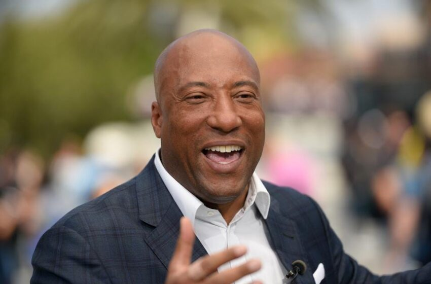 Weather Channel owner Byron Allen brings attention to climate; welcomes Murdoch weather competitor