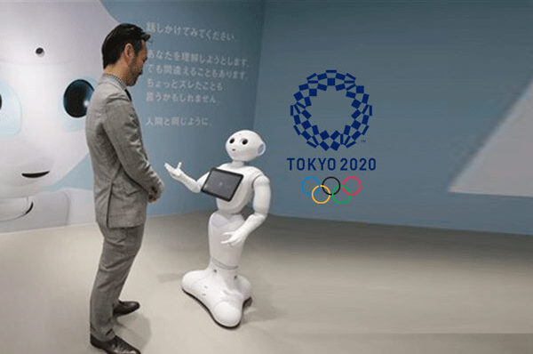 Use of Technology in 2021 Tokyo Olympics