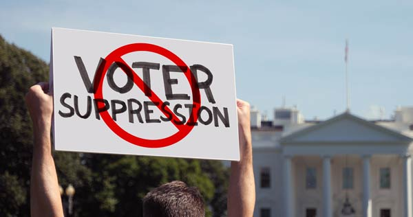 Texas's Proposed Voter Suppression Law