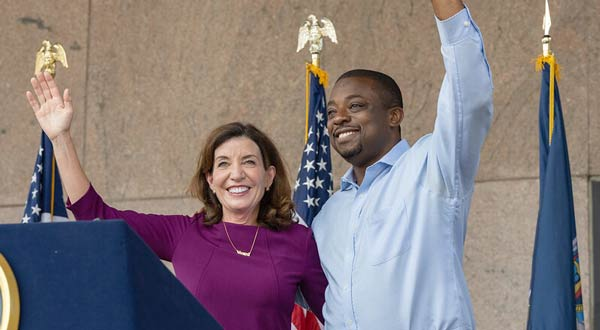 Sen. Brian Benjamin, a Proud Son of Harlem, to Become New York Lt. Governor