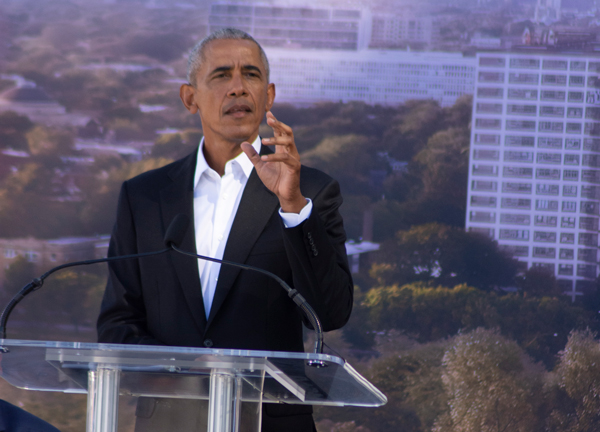 Barack Obama: Tax the Rich, Including Me,to Fund Biden Spending Plan