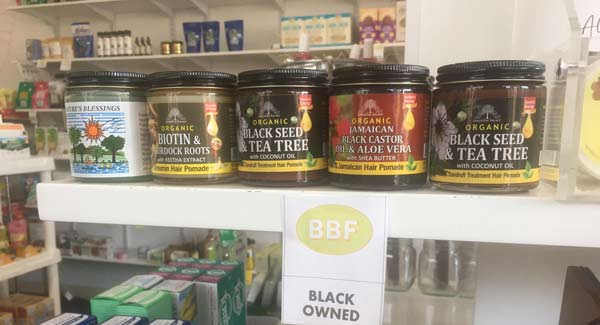 Local, Organic and Black-owned Groceries at Buy Better Foods