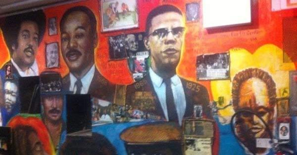 Post 9/11, Artist Akwesi M. Asante Taking Bold Steps to Preserve  Herbert Von King Park Memorial to Black Lives & History